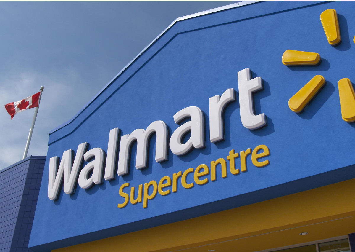Walmart's New Urban Supercentre Concept
