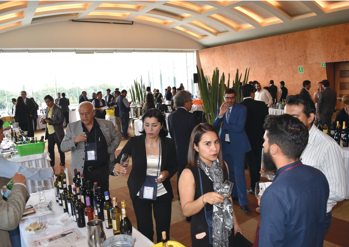Mexico sees momentum for Italian food and wine