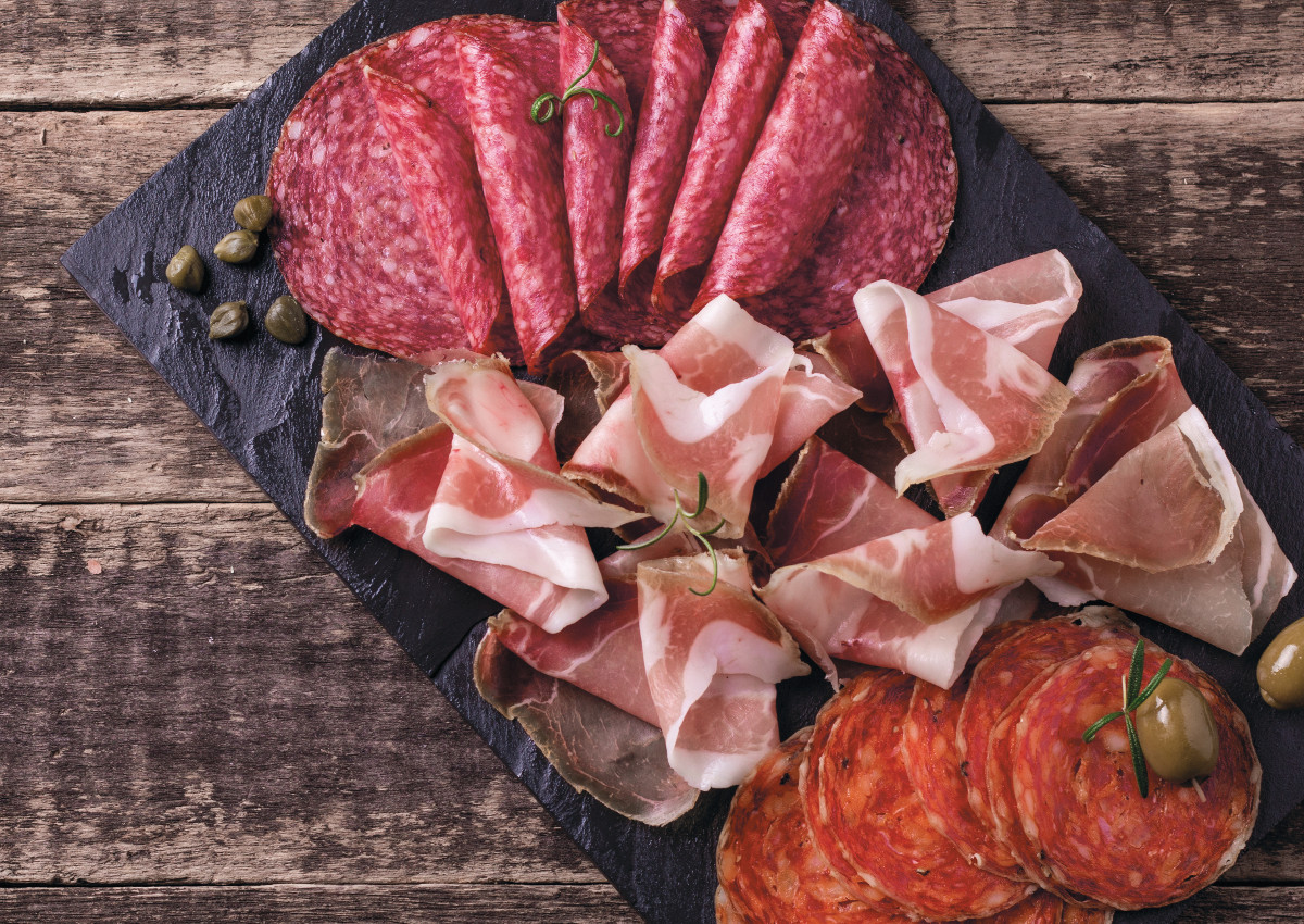 Italy's Cold Cuts, Double-Digit Growth for Exports