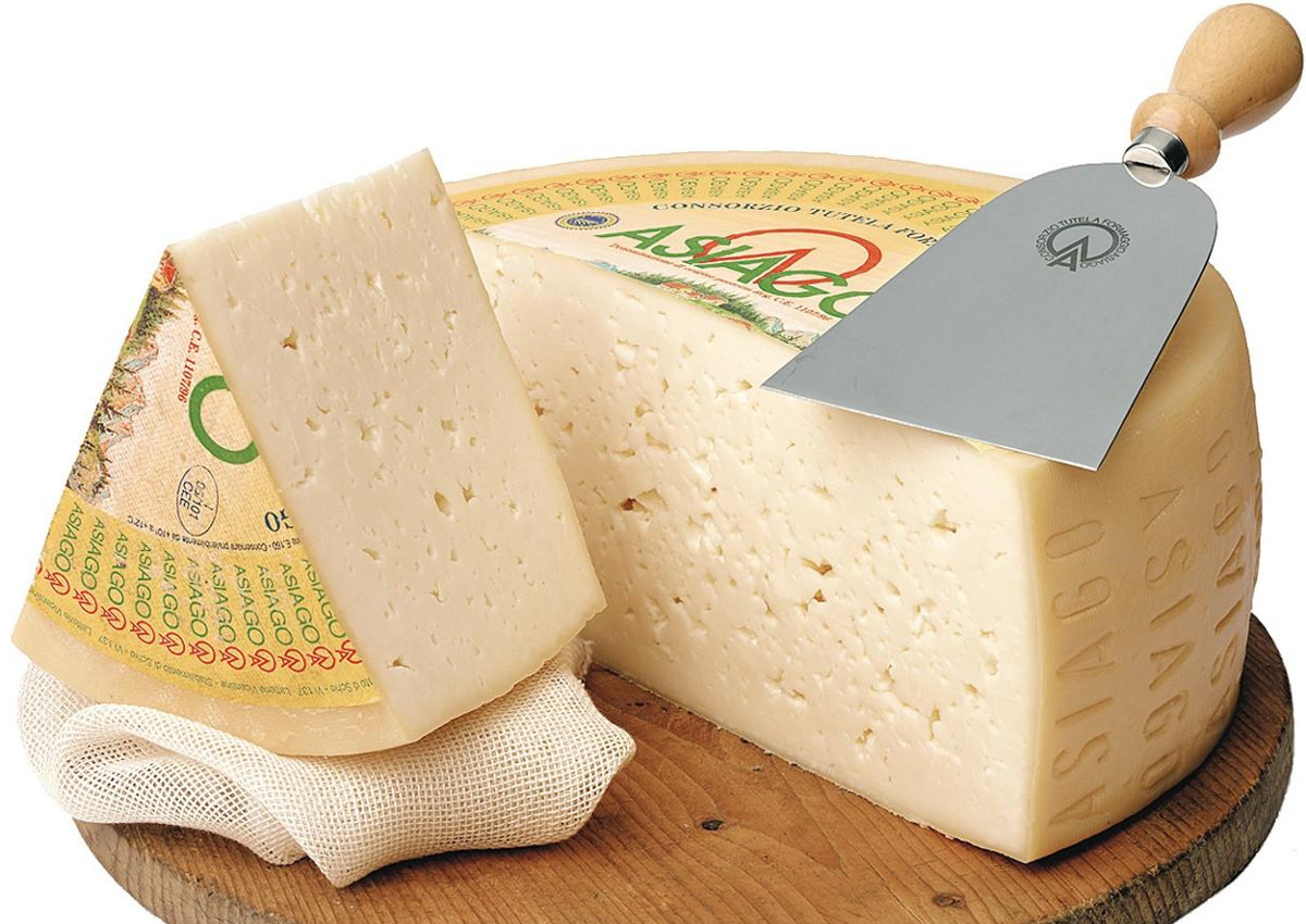 Asiago PDO Exports Are Booming