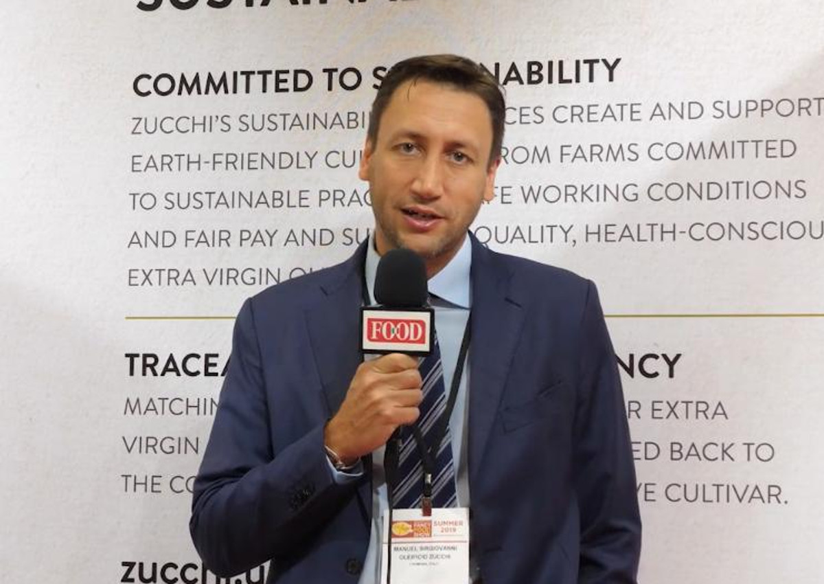 Oleificio Zucchi Bets on Sustainability