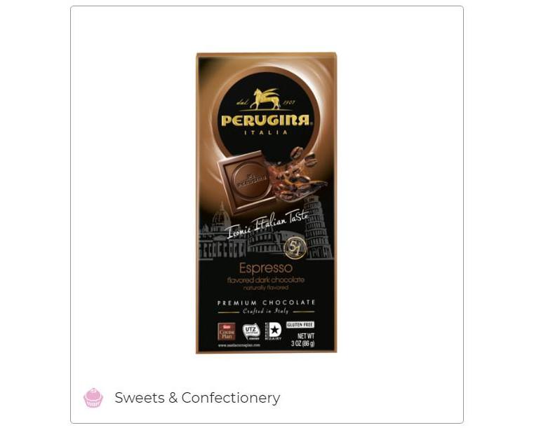 Perugina Espresso dark Chocolate - Nestlé Italiana
