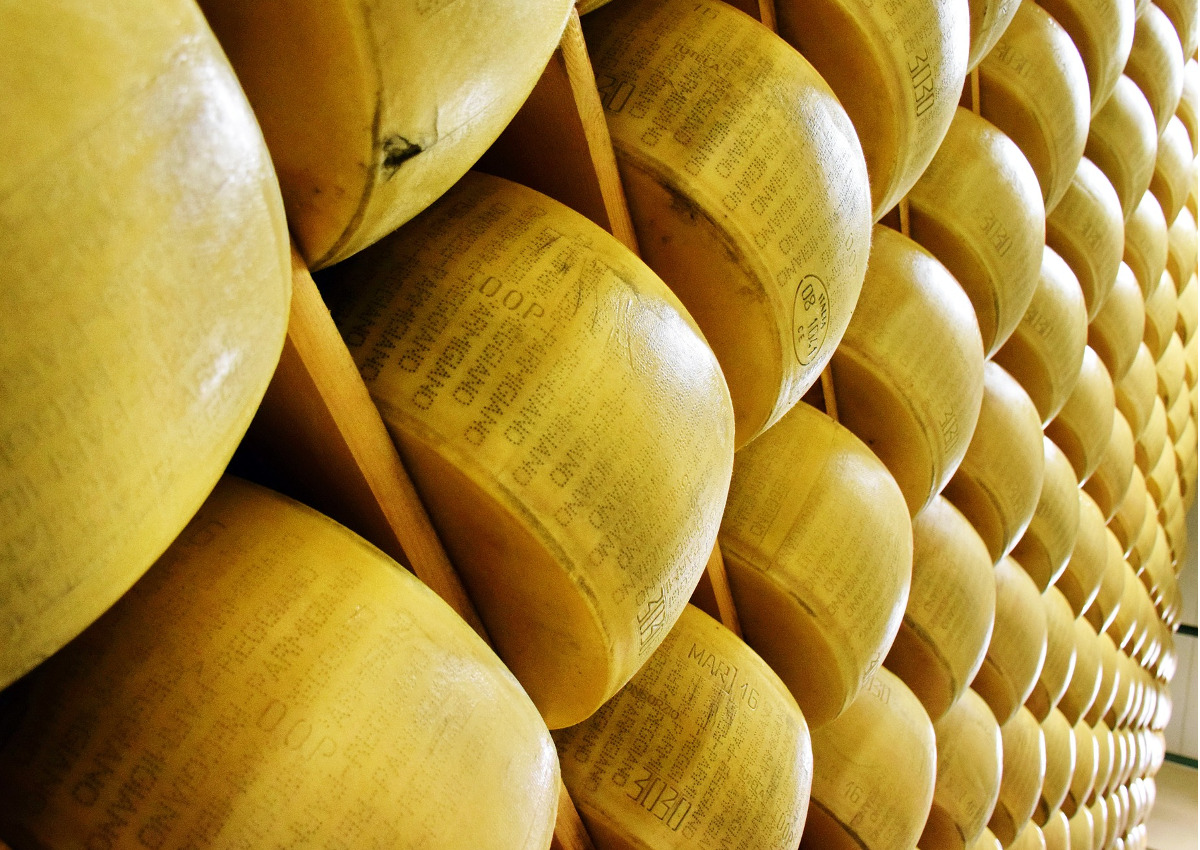 Duty Alert for Parmigiano Reggiano PDO