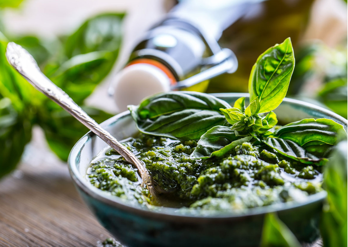 Discovering the new trends of Italian pesto