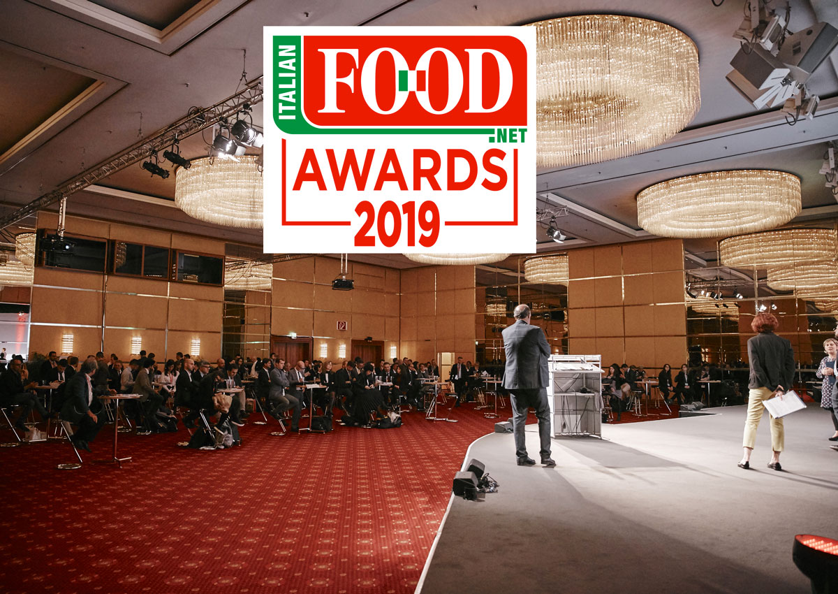Voting begins for a record Italian FOOD Awards 2019 edition