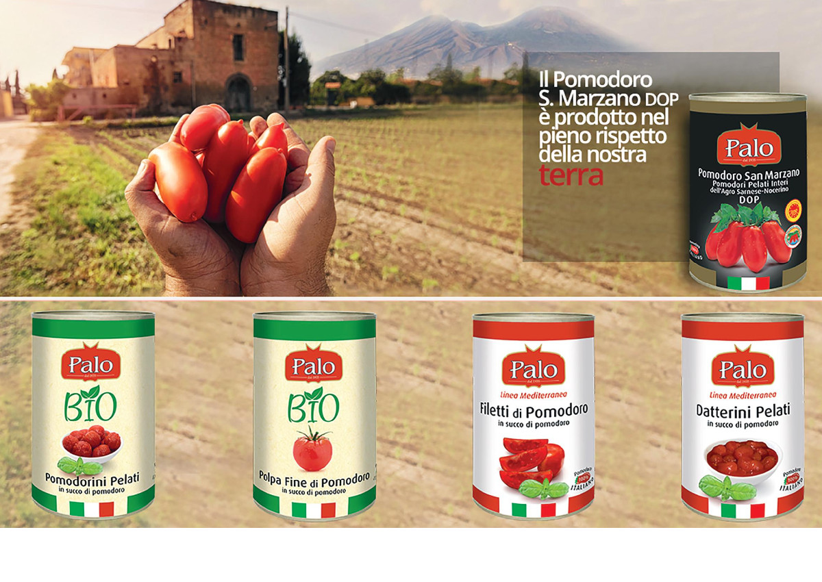 Palo: Italian red preserves looking beyond the borders
