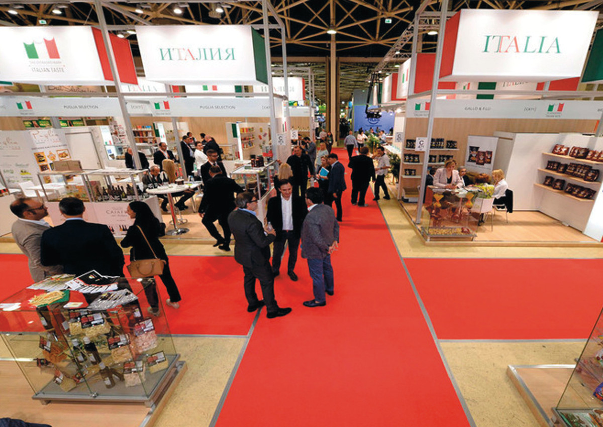 Italian Food in the Spotlight at Worldfood Moscow