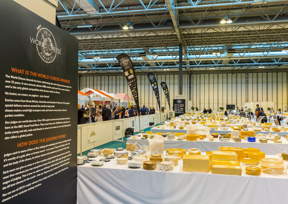 World Cheese Awards 2019: discover the Italian winners