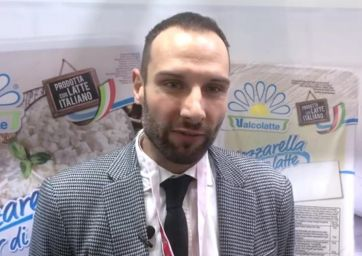 Giovanni Alberto Ghilardelli - Area Export Manager-Valcolatte