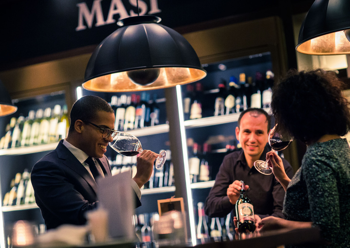 Masi Wine Bar lands in Munich