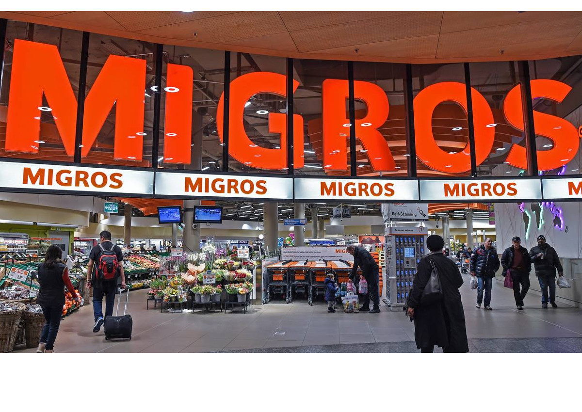 Atlante brings 'Little Italy' to the Swiss stores of Migros