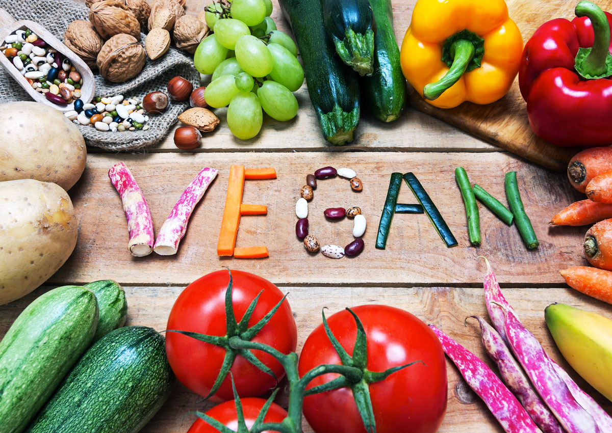 World Vegan Day: plant-based is the key