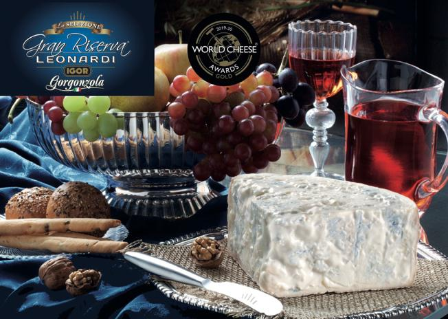 World Cheese Awards-Igor Gorgonzola
