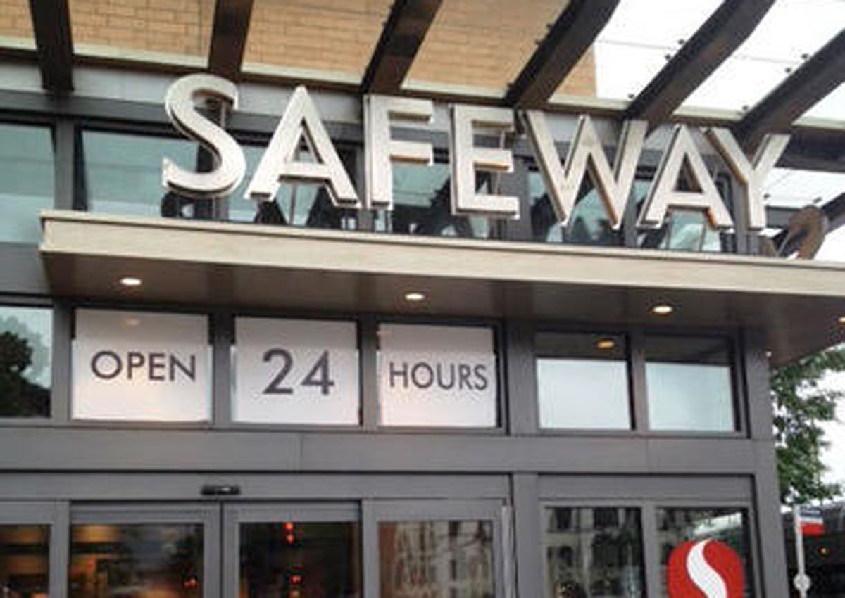 Focus on natural quality products at Safeway