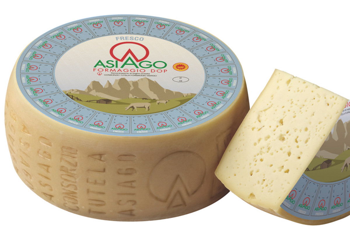 Asiago PDO, the product specification is to change soon