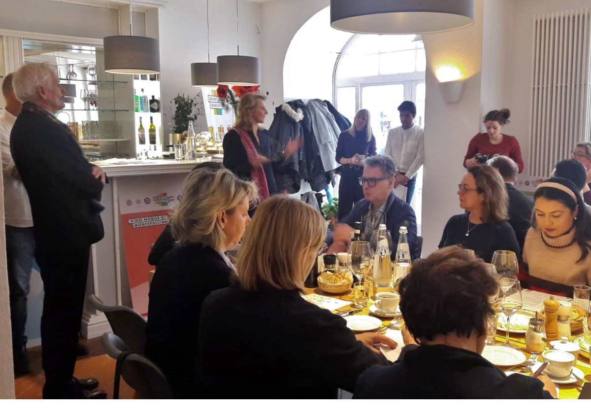 Enjoy European Quality Food: Italy in the spotlight