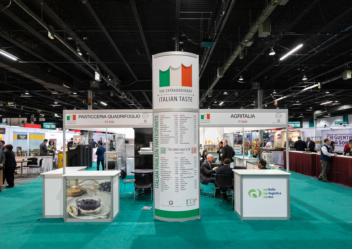 Italian quality for store brands shines at PLMA show