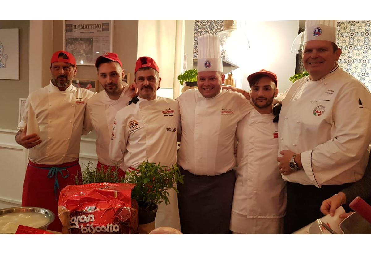Rovagnati and Rossopomodoro allied for pizza