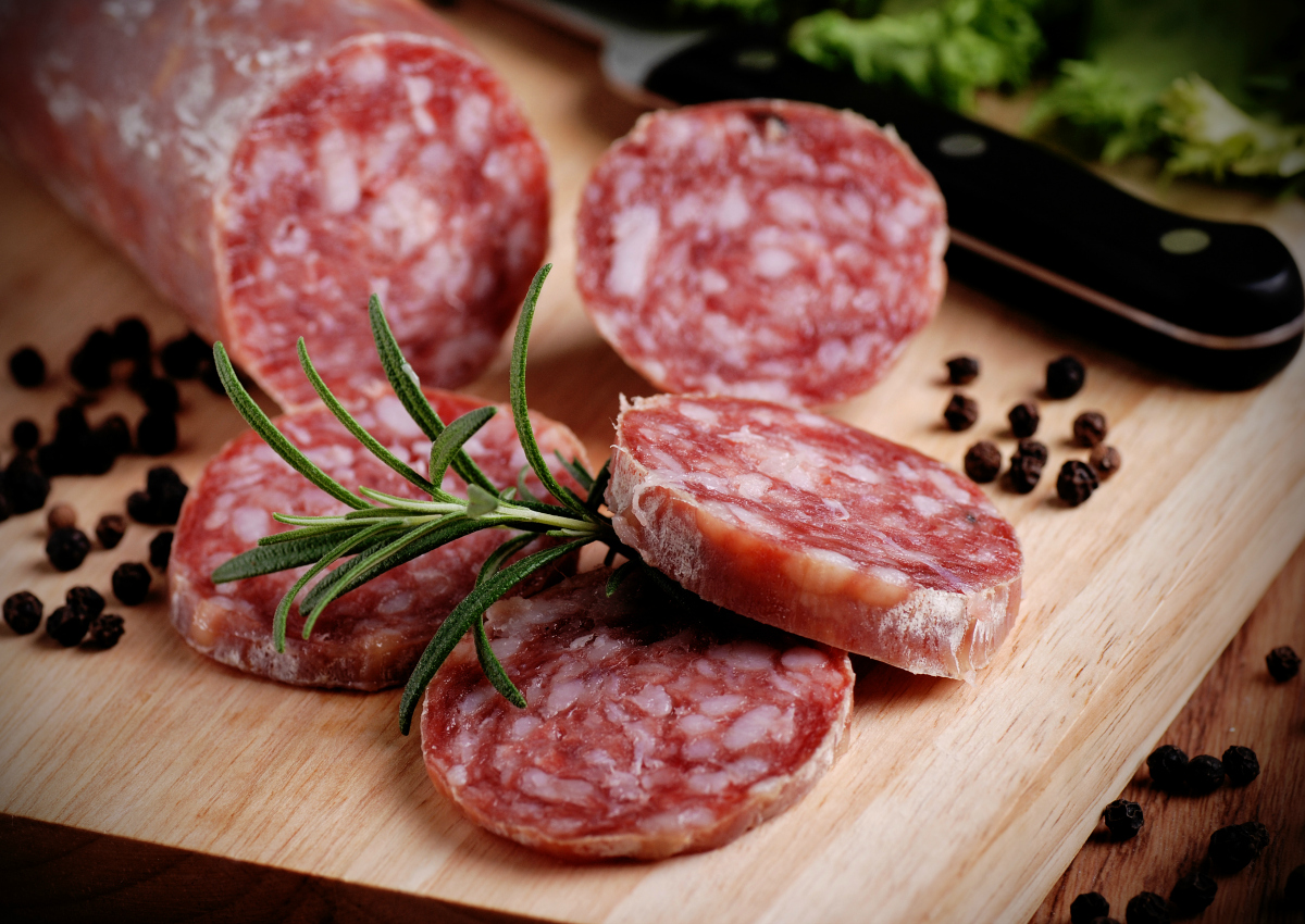 PDO and PGI salami grows in popularity