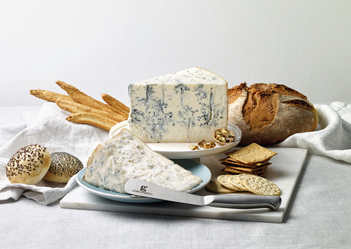 Why Gorgonzola PDO is much more than a blue cheese
