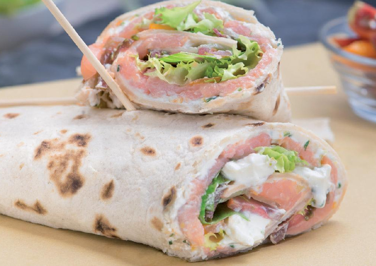 Piadina: the keys of Italy's fast casual food success
