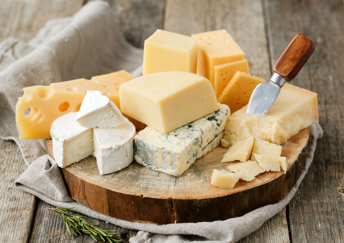 The turning point of Italy's PDO cheeses