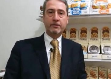 Lorenzo Salvemini – Export Manager Falcone
