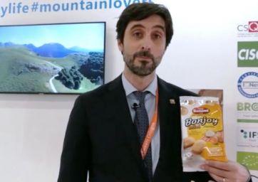 Luca Dalla Vecchia – Export Area Manager Forno Bonomi
