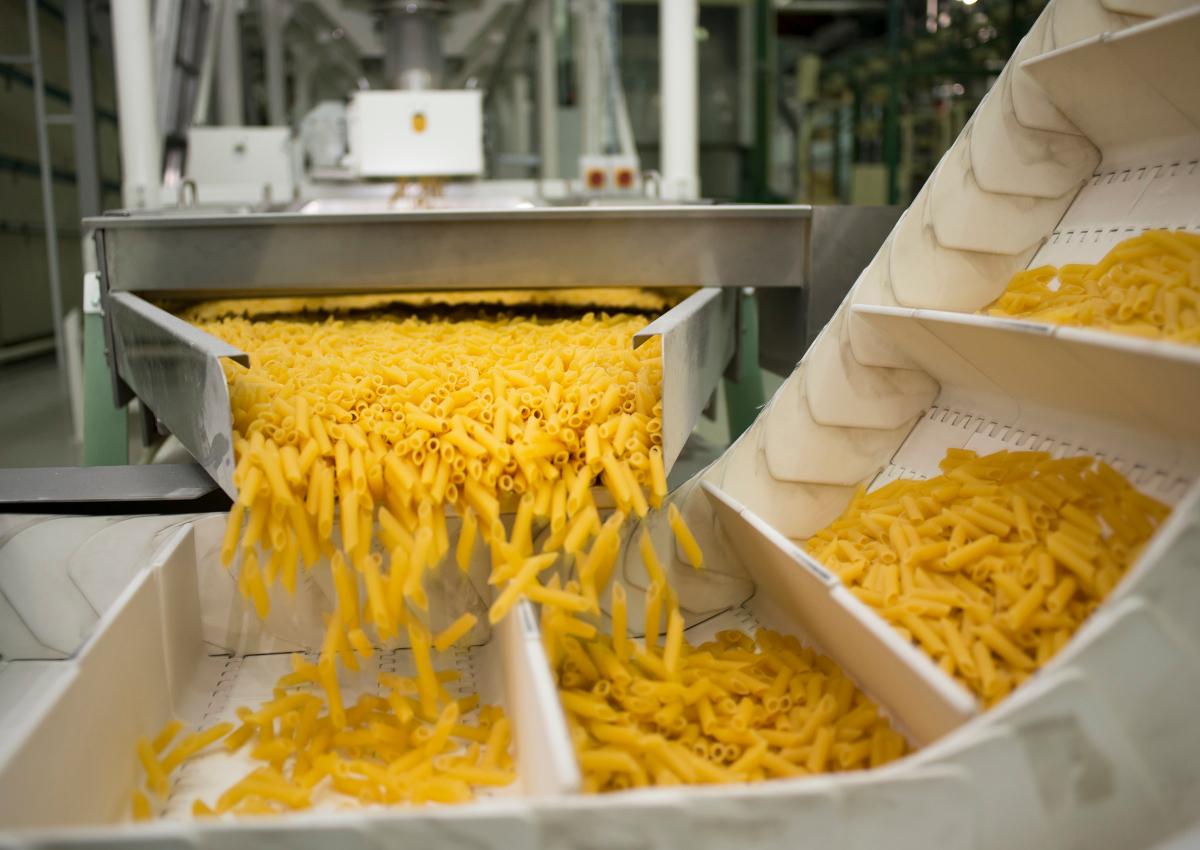 Export sales skyrocketing for 100% durum wheat Italian pasta