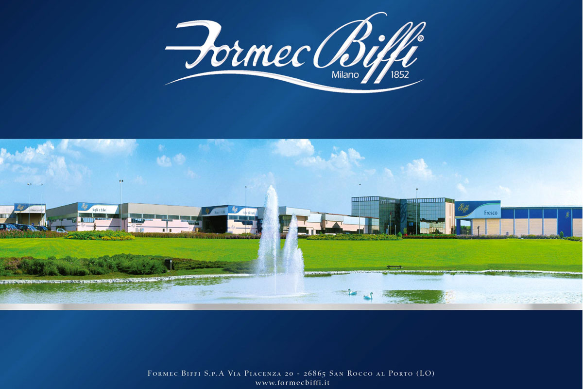 The secret of Formec Biffi: tailored sauces for every country