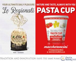 Pasta Berruto: Innovation vs Tradition