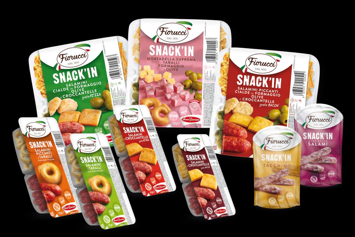 Fiorucci enters the snack market