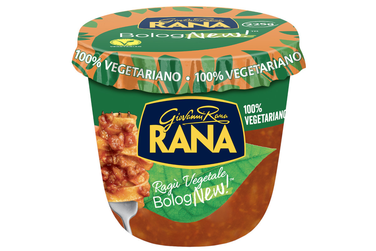 Giovanni Rana introduces new meatless sauce as the company grows in the USA